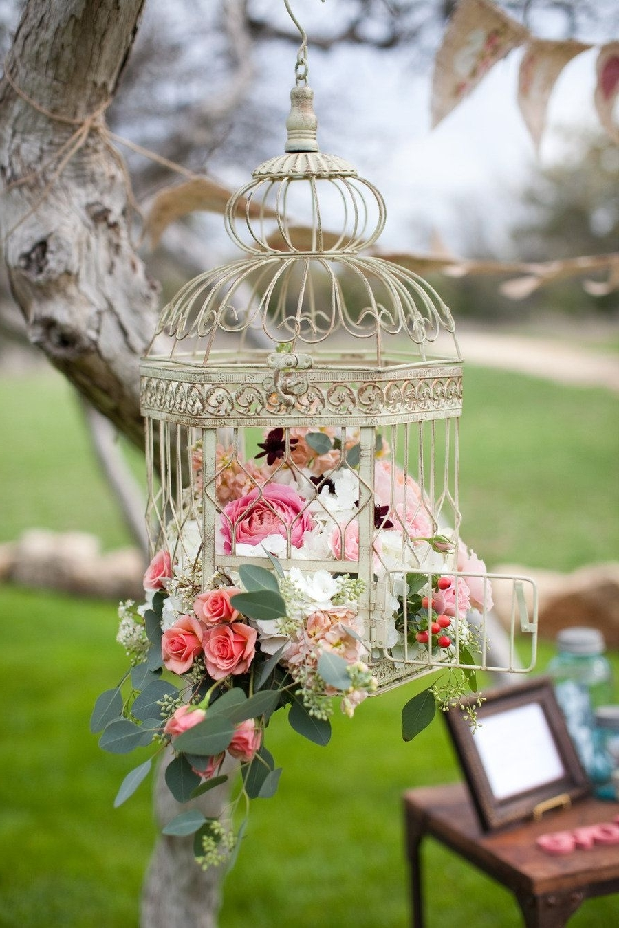 Favorite Outdoor Hanging Lanterns For Wedding Within Vista West Ranch Weddingnicole Chatham Photography (View 6 of 20)