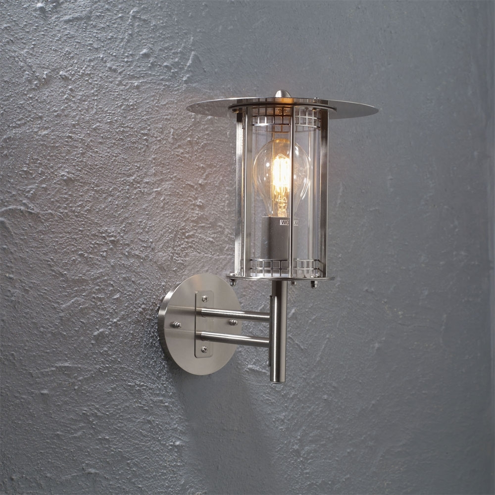 Favorite Outdoor Wall Lights At Homebase With Backyard Wall Lights » Photo Gallery Backyard (View 5 of 20)