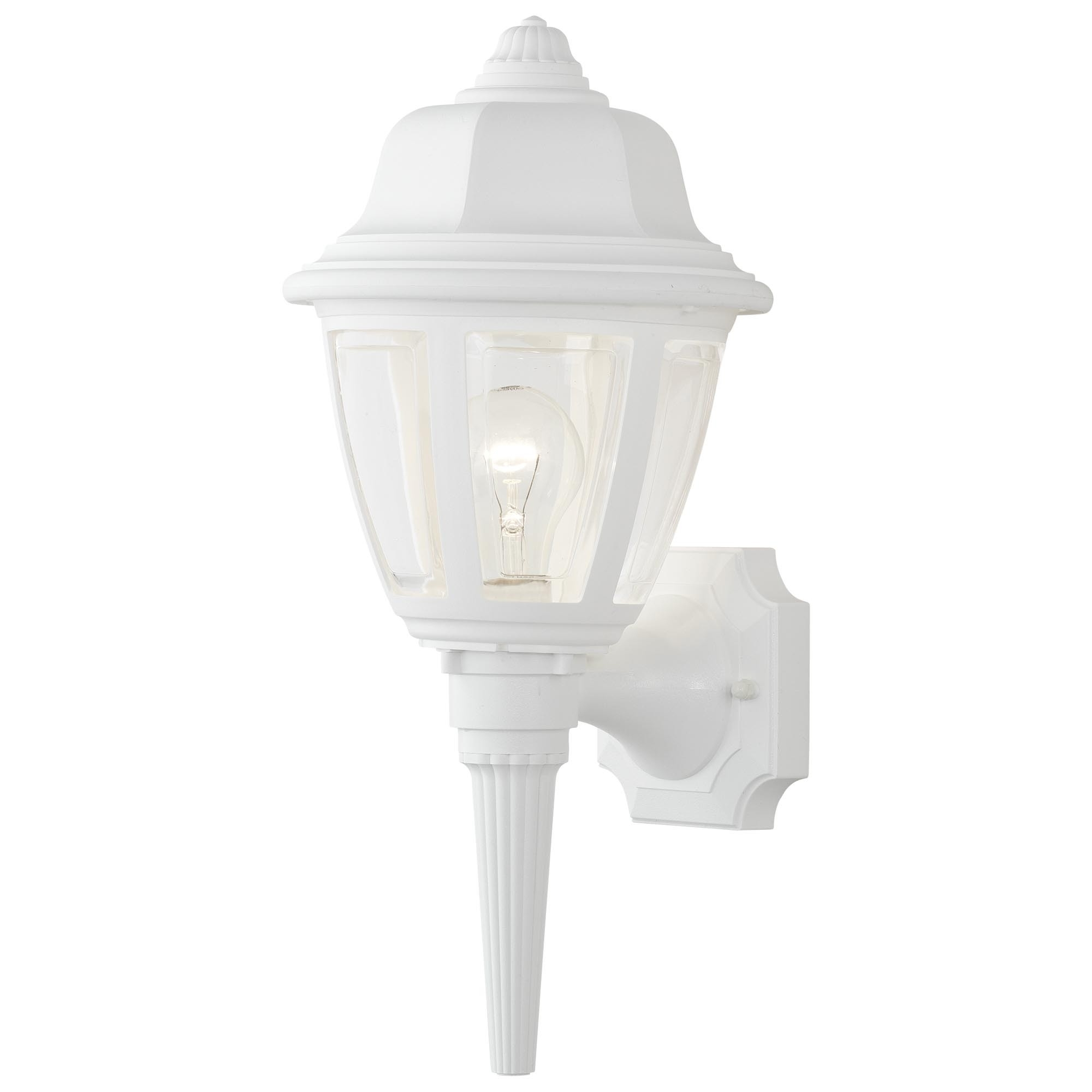 Plastic Outside Light Fixtures
