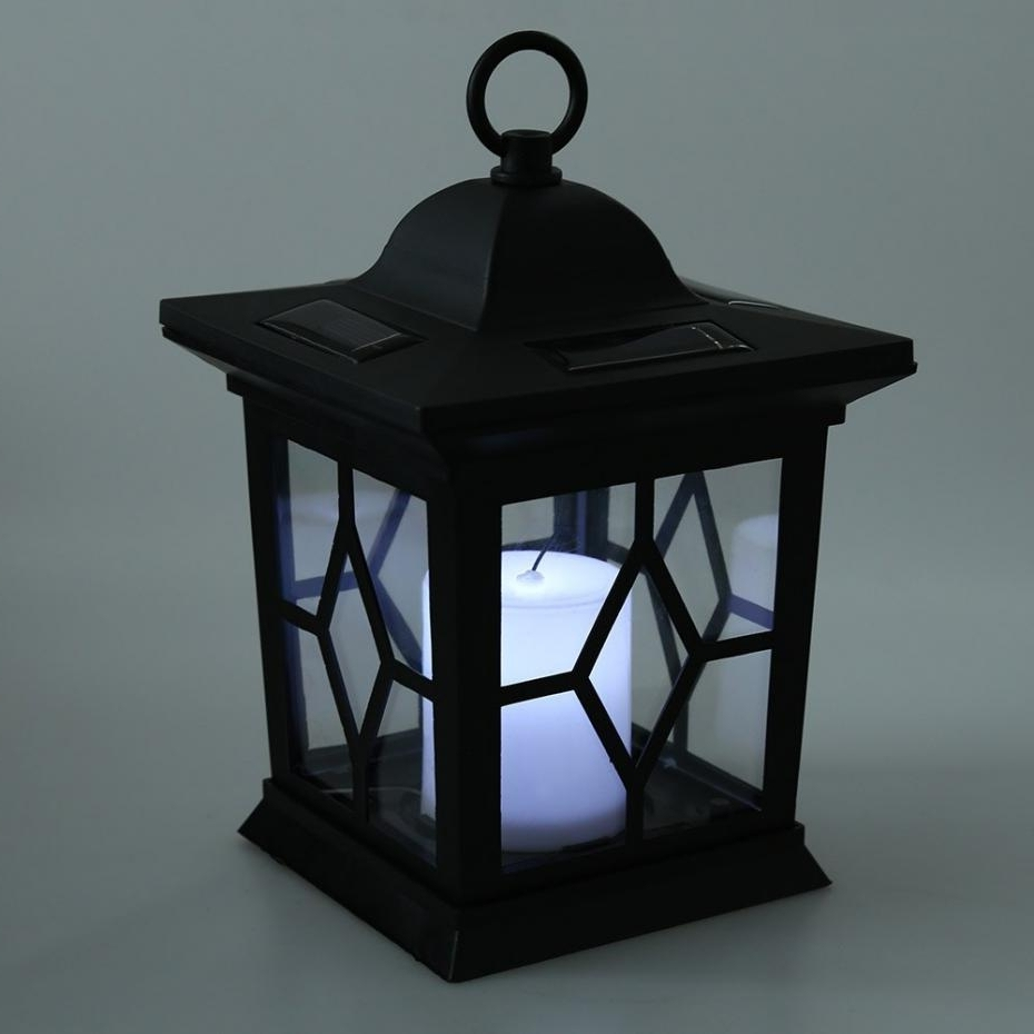 Featured Photo of Solar Powered Outdoor Hanging Lanterns