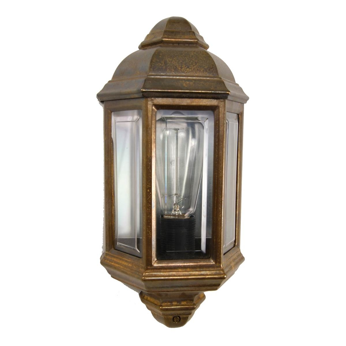 Favorite Traditional Outdoor Wall Lights Pertaining To Brent Traditional Outdoor Wall Light (View 18 of 20)