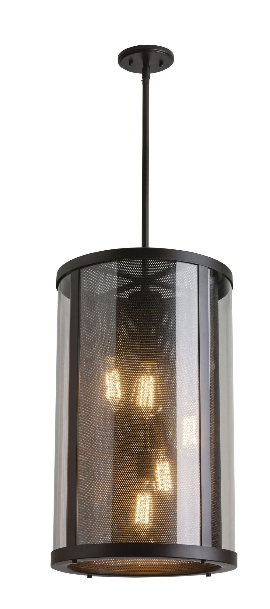 Feiss Bluffton 5 Light Outdoor Hanging Light (View 8 of 20)