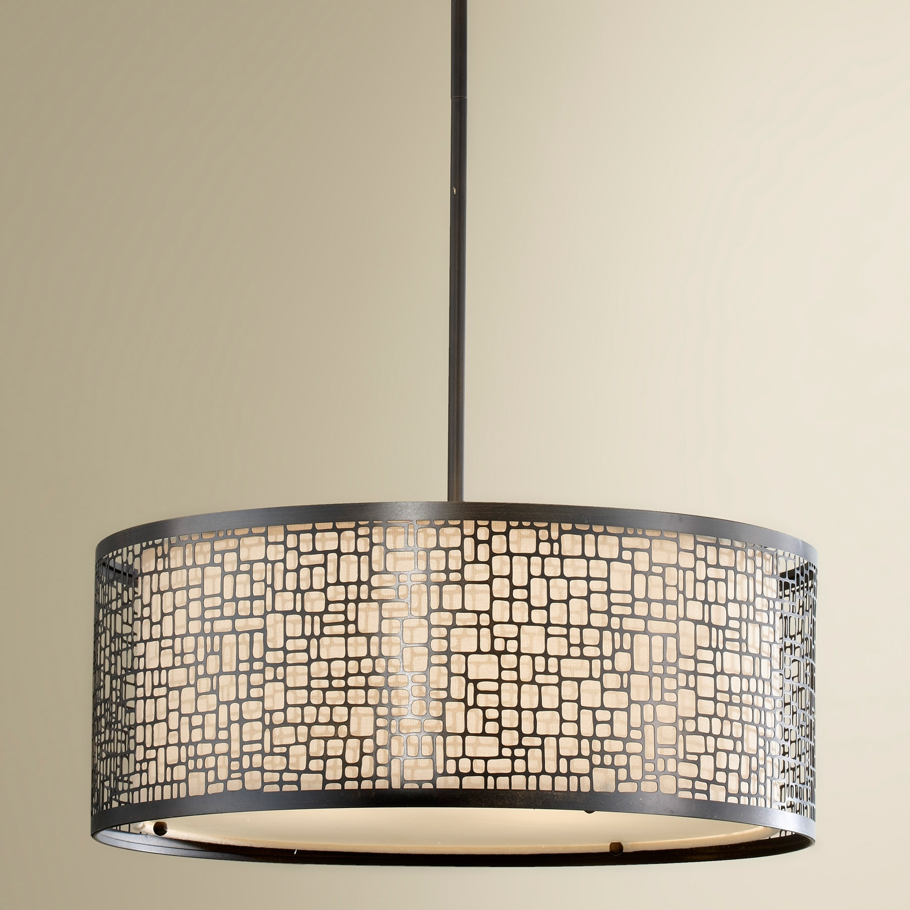 Feiss F2638/3Lab Joplin Pendant In Best And Newest Modern Outdoor Hanging Lights (View 5 of 20)
