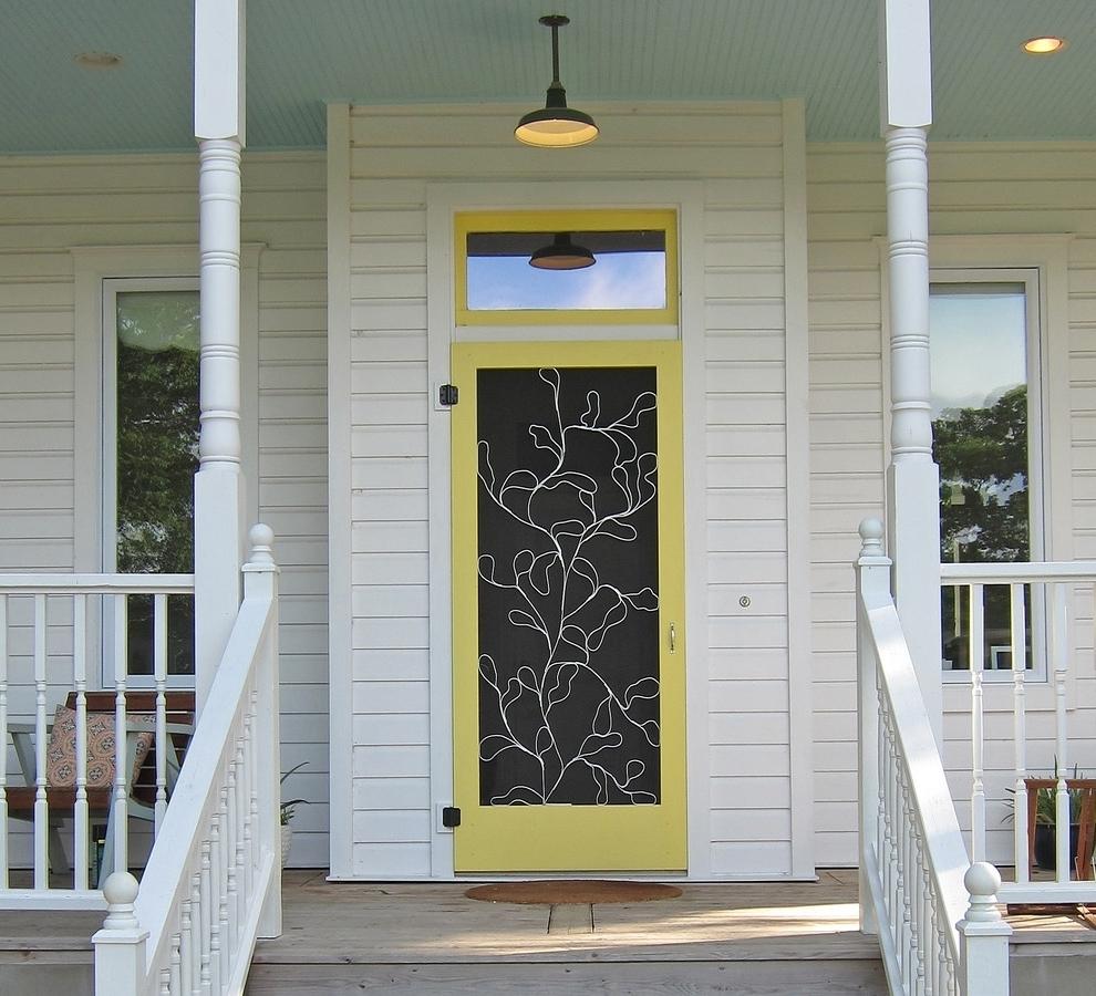 Front Door Outdoor Hanging Lights With Regard To Fashionable Outdoor Hanging Lights Front Door • Outdoor Lighting (View 7 of 20)