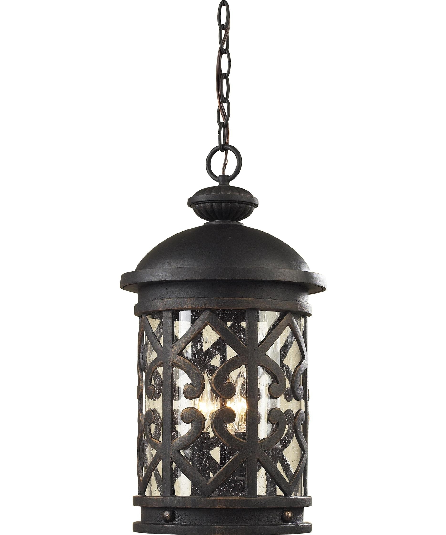 Furniture : Elk Lighting Tuscany Coast Inch Wide Light Outdoor Throughout Well Known Melbourne Outdoor Ceiling Lights (View 9 of 20)