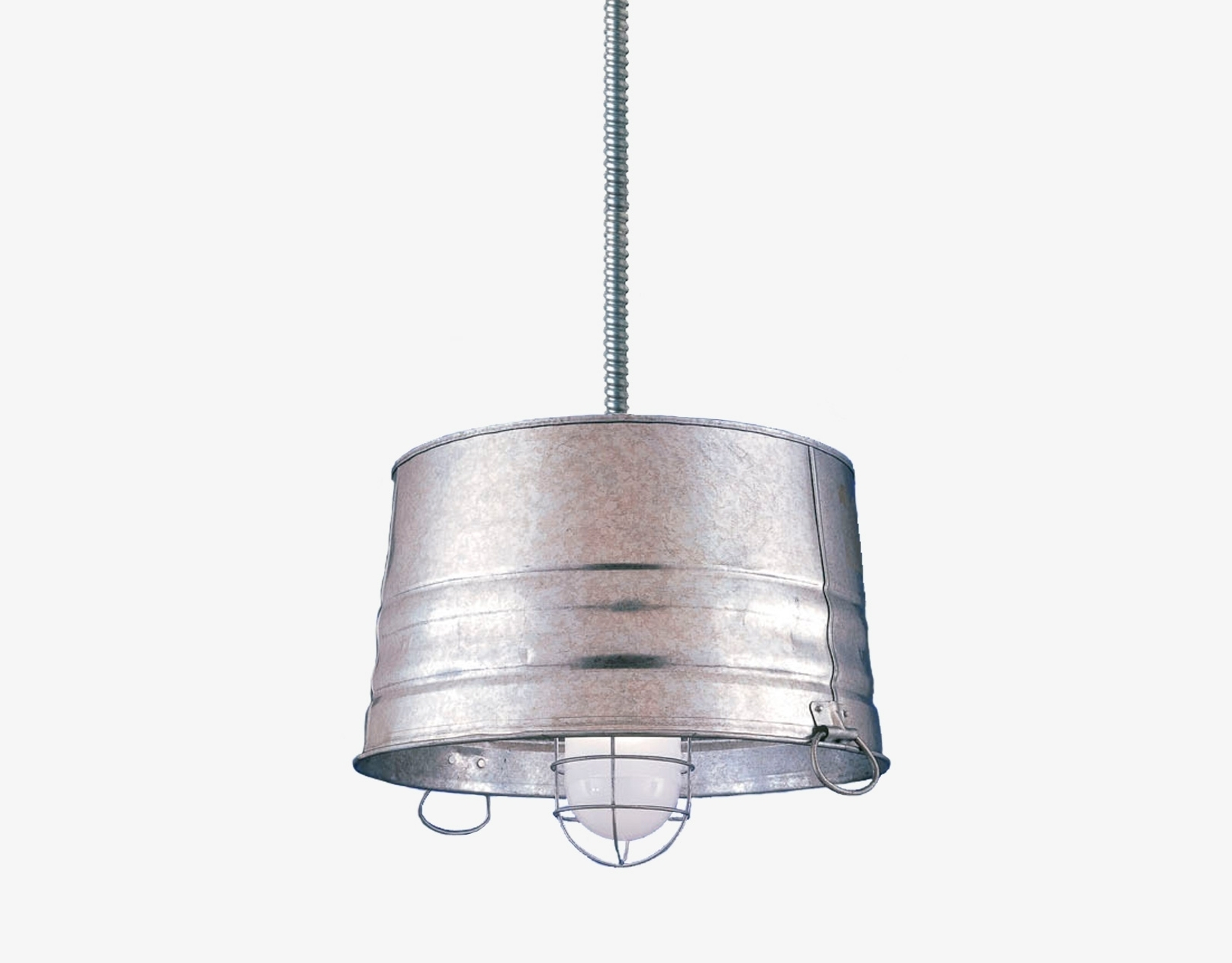 Galvanized Metal Outdoor Light Fixture • Outdoor Lighting For Well Known Galvanized Outdoor Ceiling Lights (View 10 of 20)