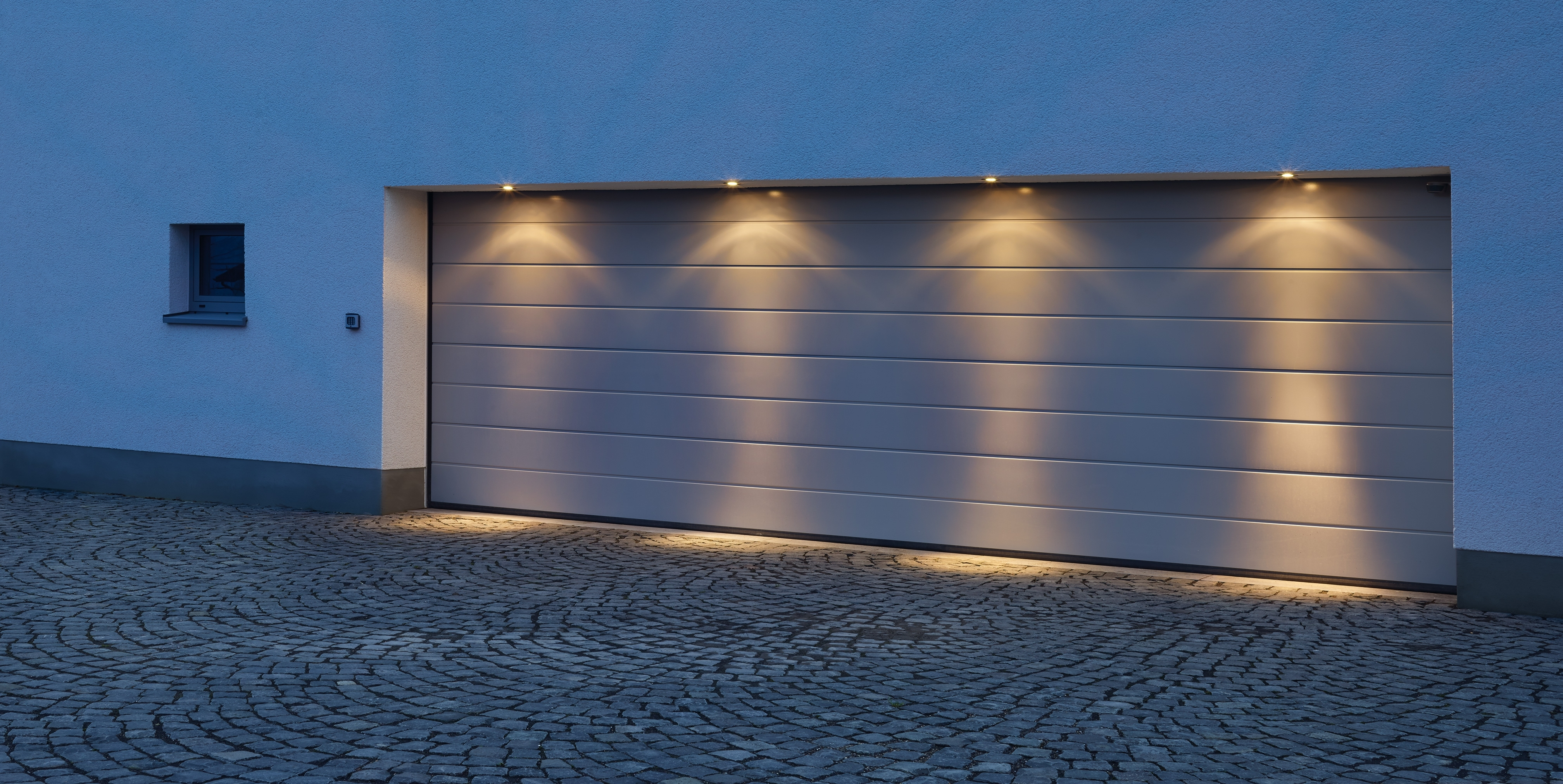 Garage Design Ideas Throughout Best And Newest Outdoor Garage Ceiling Lights (View 8 of 20)