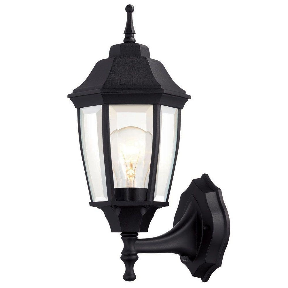 Garden Porch Light Fixtures At Home Depot For Preferred Outdoor Porch Light With Photocell Outdoor Porch Light With (View 7 of 20)