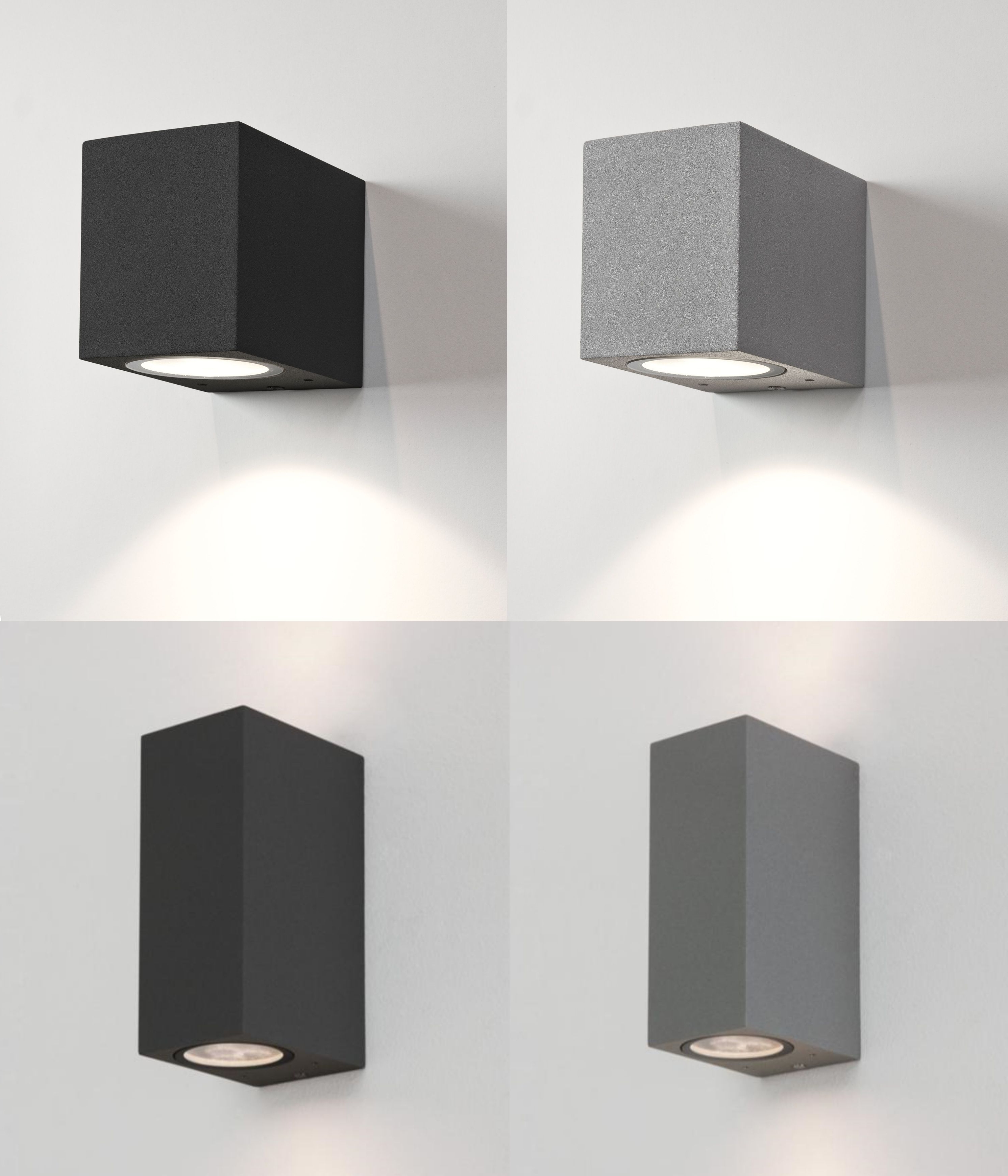 Grey Outdoor Wall Lights Intended For Recent Pinjohn Macbride On Condo Design (View 6 of 20)