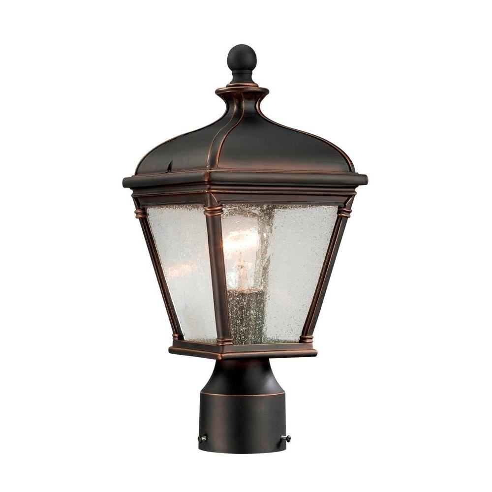 Hampton Bay – Outdoor Lighting Accessories – Outdoor Lighting – The With Regard To Favorite Hampton Bay Outdoor Lighting And Lamps (View 5 of 20)