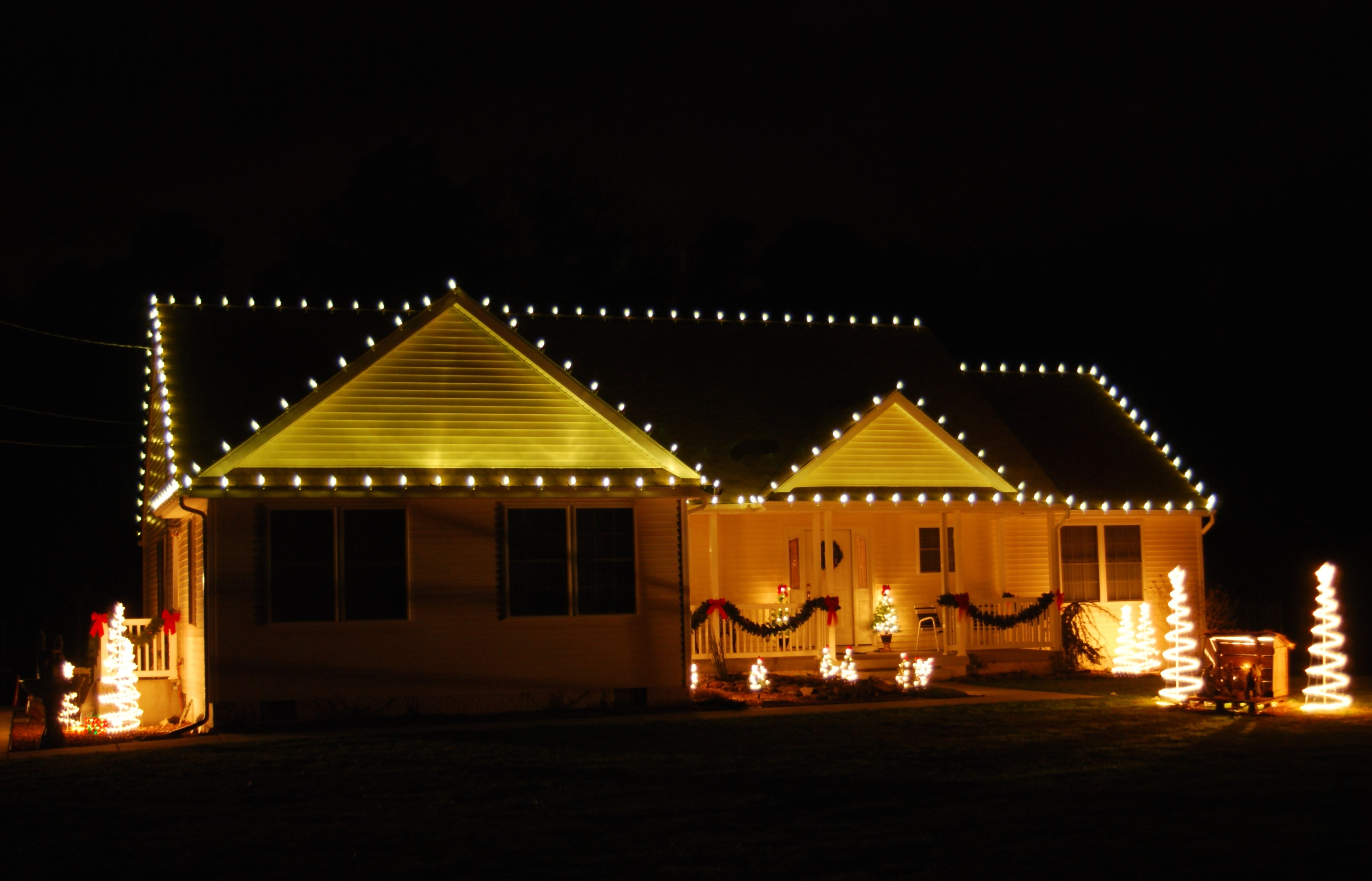 Hanging Outdoor Christmas Lights In Roof Inside Trendy Bright Lights Archives – (View 5 of 20)