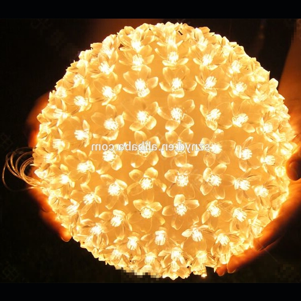 Hanging Outdoor Lighted Balls • Outdoor Lighting Regarding 2019 Outdoor Hanging Light Balls (View 10 of 20)