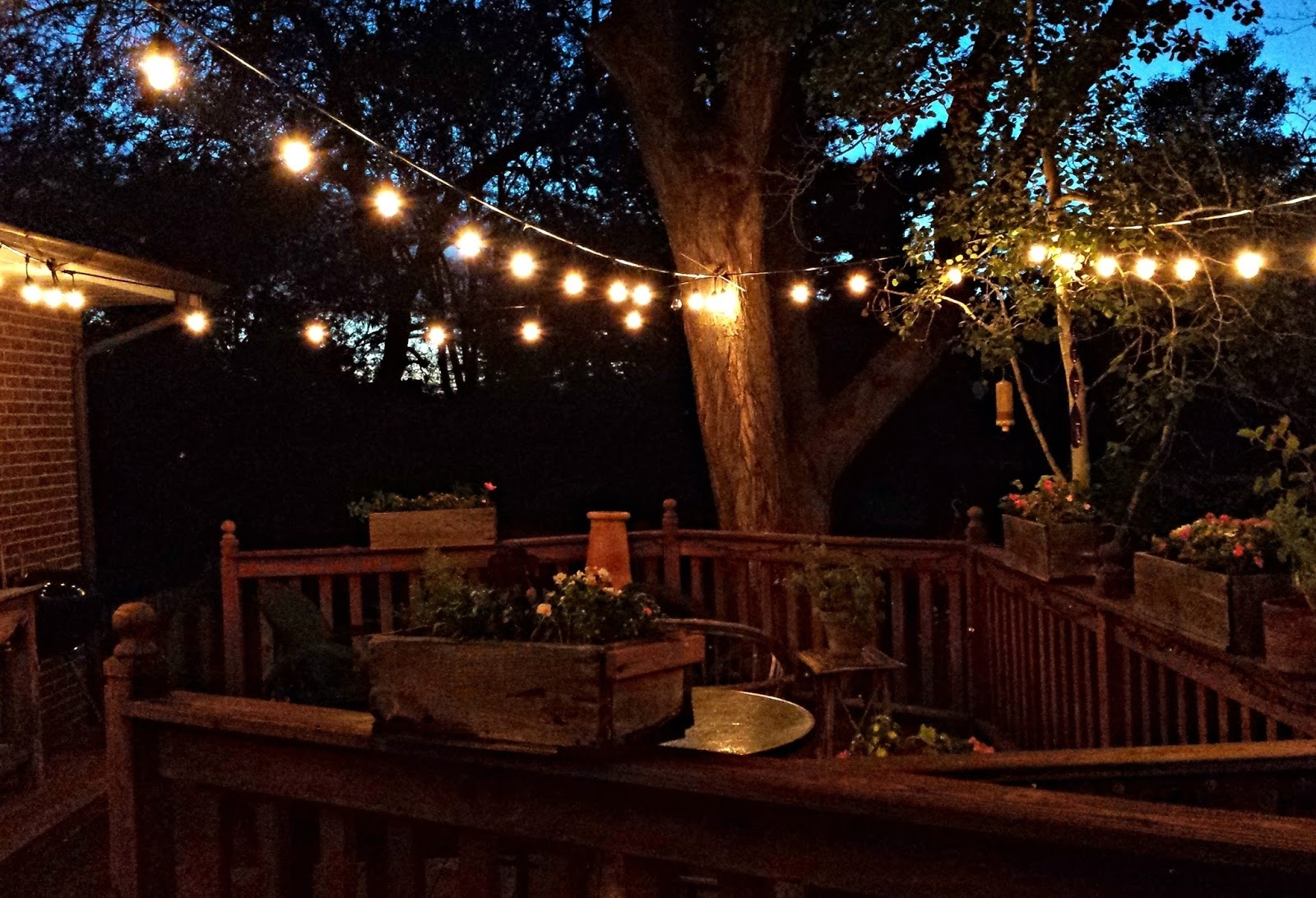 Hanging Outdoor Lights On Deck Inside Trendy Marvellous Globe String Lights Target For Bedroom Ceiling Outdoor (View 9 of 20)