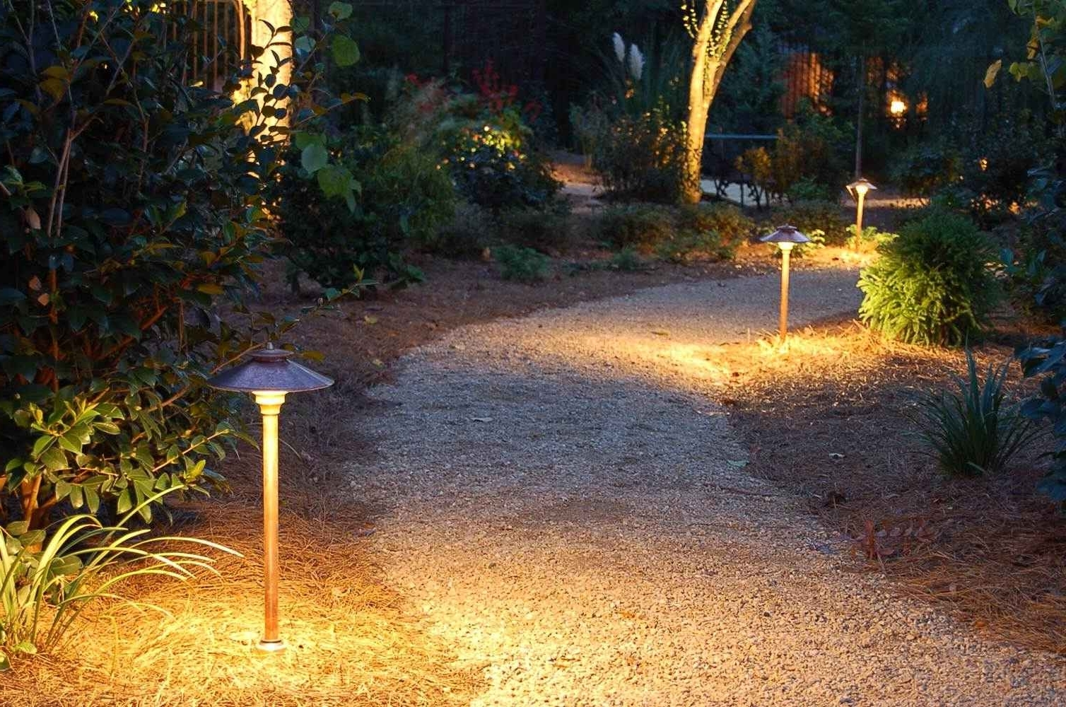 Helpful Hints On Low Voltage Landscape Lighting Transformers With Regard To Most Recently Released Modern Garden Landscape Hinkley Lighting (View 19 of 20)