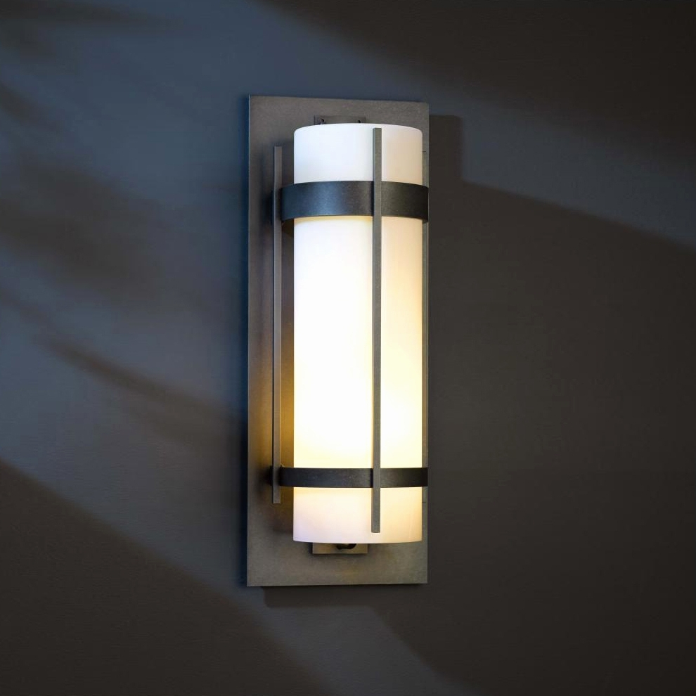 High End Outdoor Wall Lighting Regarding Most Current 2 Luxury Contemporary Outdoor Wall Lights – Home Idea (View 7 of 20)