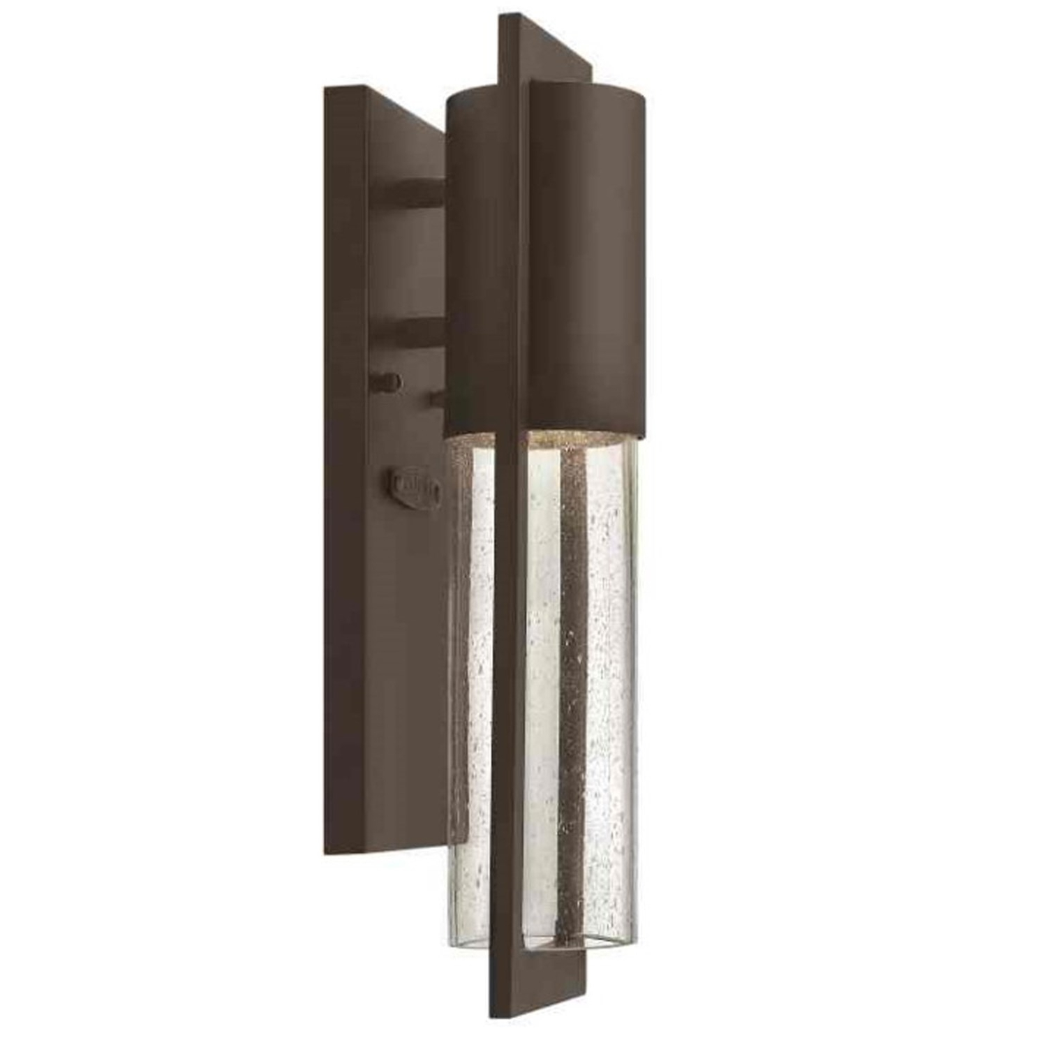 Hinkley 1326Kz Led Dwell Mini 1 Light Led Outdoor Wall Sconce In In Widely Used Hinkley Outdoor Wall Lighting (View 3 of 20)