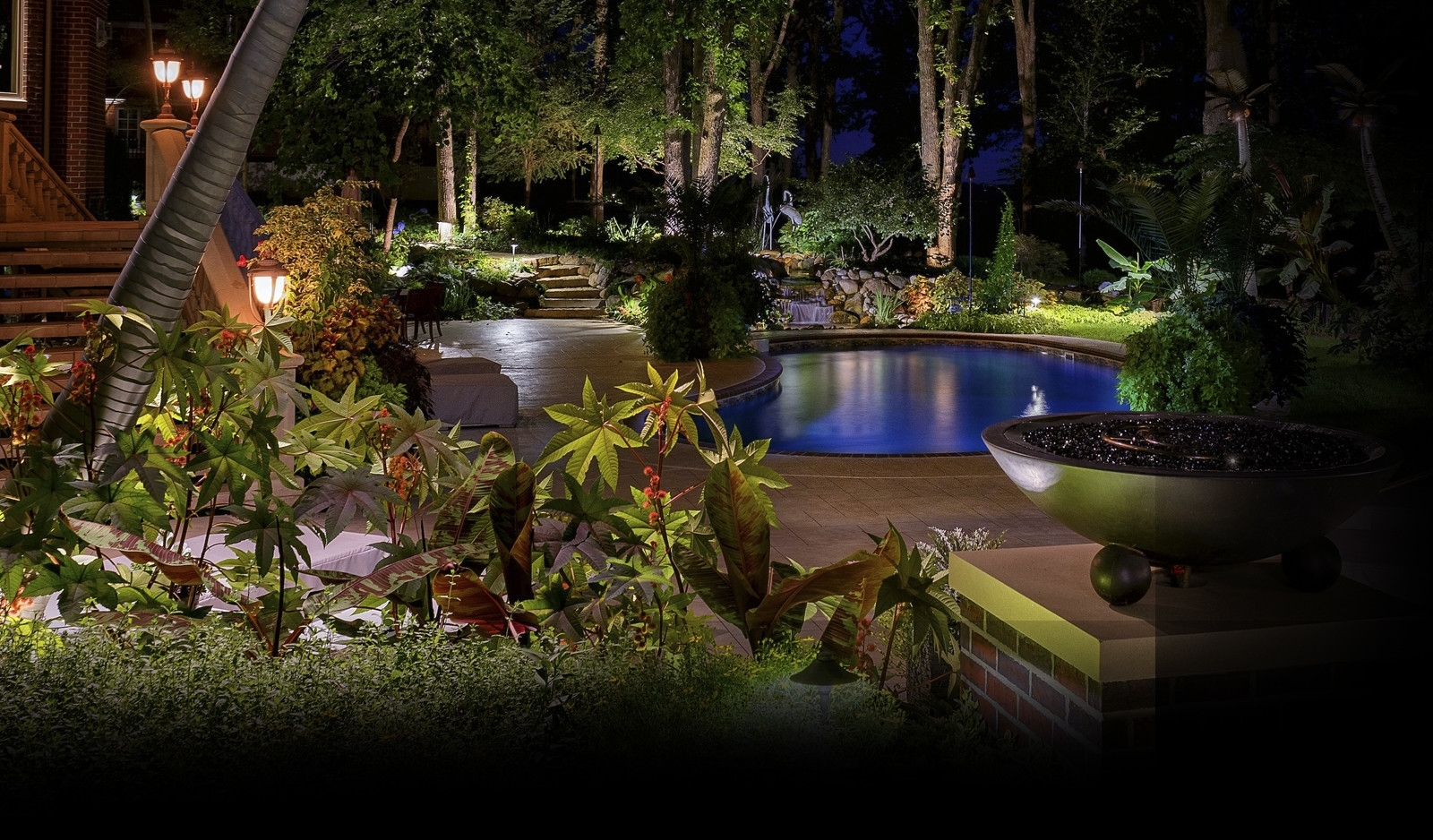 Hinkley Landscape Lighting Transformer Tags : 92 Fascinating Hinkley With Best And Newest Modern Garden Landscape Hinkley Lighting (View 5 of 20)