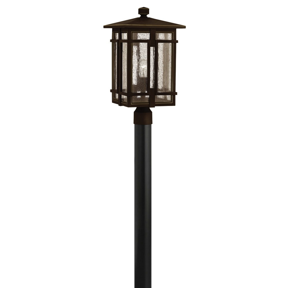 Hinkley Lighting For Home Garden Pertaining To Widely Used Interior Ideas: Cool Outdoor Lightinghinkley Lighting Fixture (View 8 of 20)