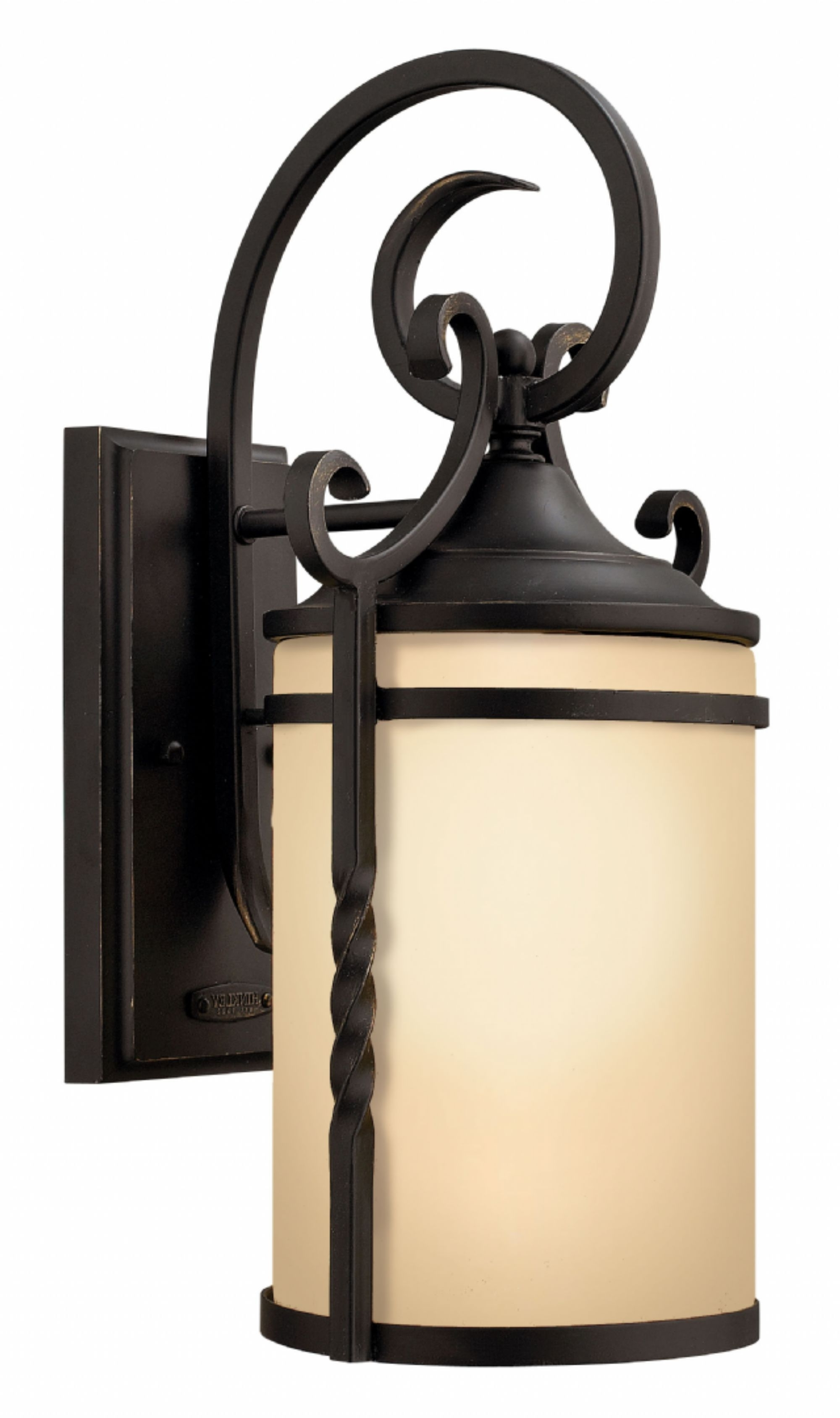 Hinkley Outdoor Wall Lighting With 2019 Olde Black Casa > Exterior Wall Mount (View 8 of 20)