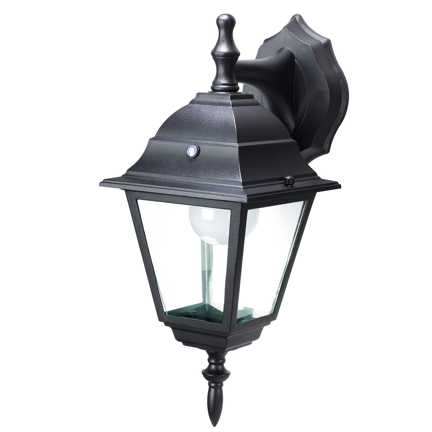 Honeywell Ss0501 08 Led Outdoor Wall Mount Lantern Light, 3000K, 400 Inside Latest Endon Lighting Outdoor Wall Lanterns (View 11 of 20)