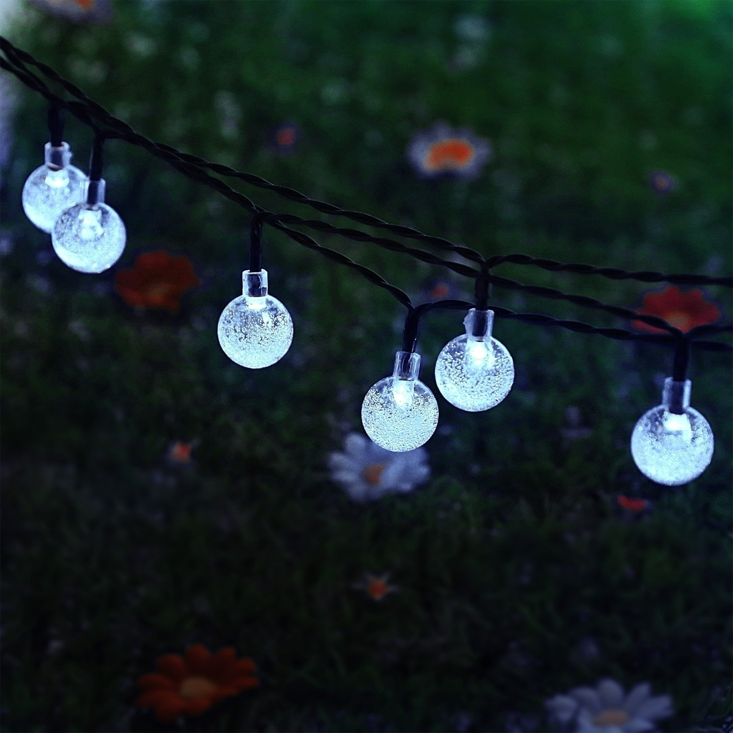How To Hang String Lights Outsideabba On Home Design Ideas With For Popular Outdoor Waterproof Hanging Lights (Gallery 15 of 20)