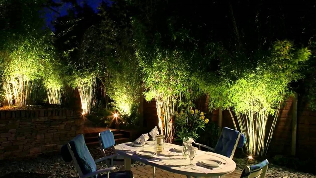 How To Invest In Garden Lighting Different Types Of Lights Lantern In Favorite Contemporary Led Post Lights For Mini Garden (View 14 of 20)