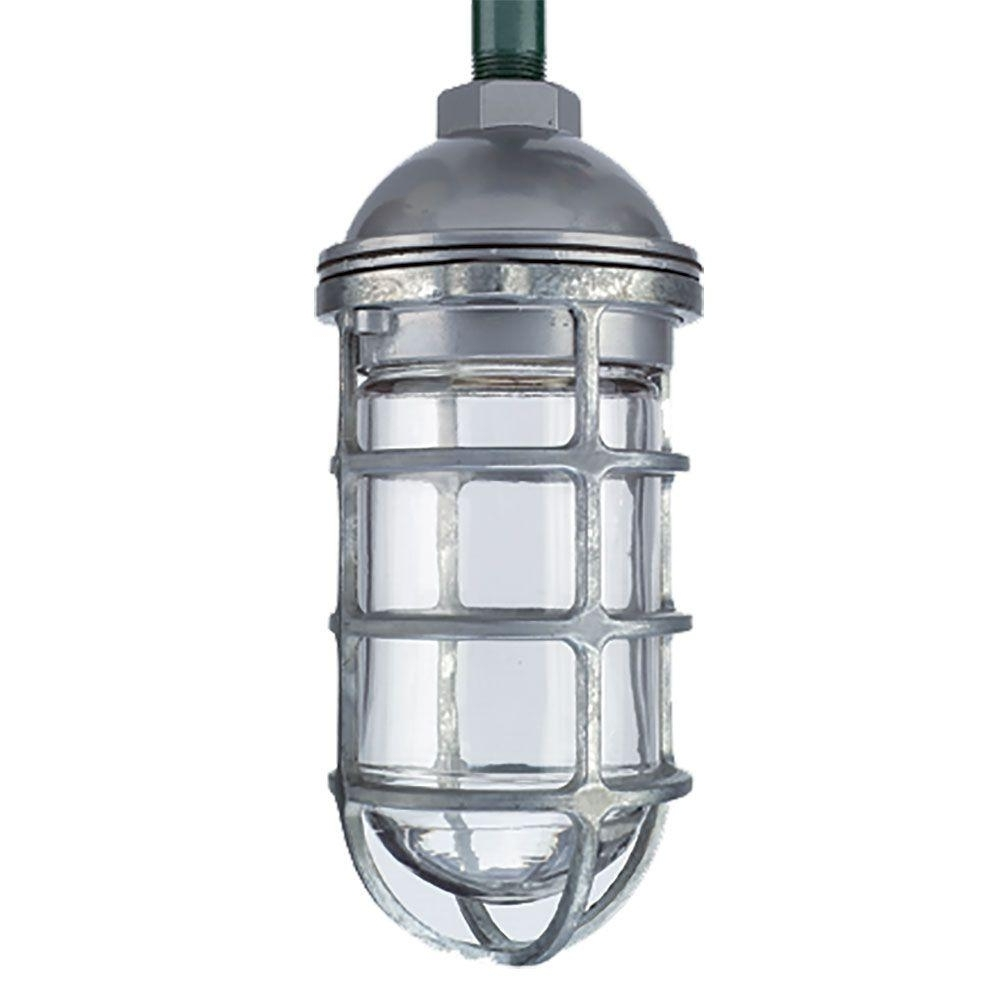 Intermatic Vpxg Series 100 Watt Vapor Tight Industrial Grade Light Within Current Industrial Outdoor Hanging Lights (Gallery 8 of 20)