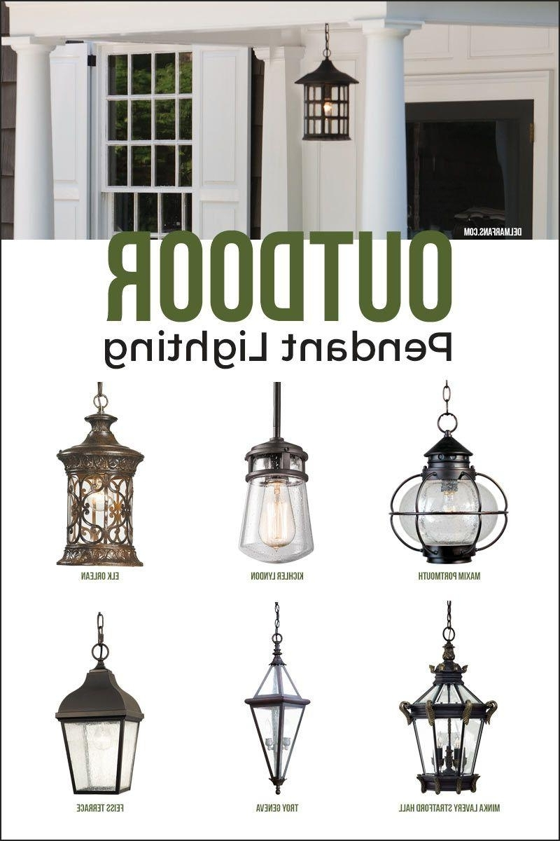 Featured Photo of Lamps Plus Outdoor Ceiling Lights