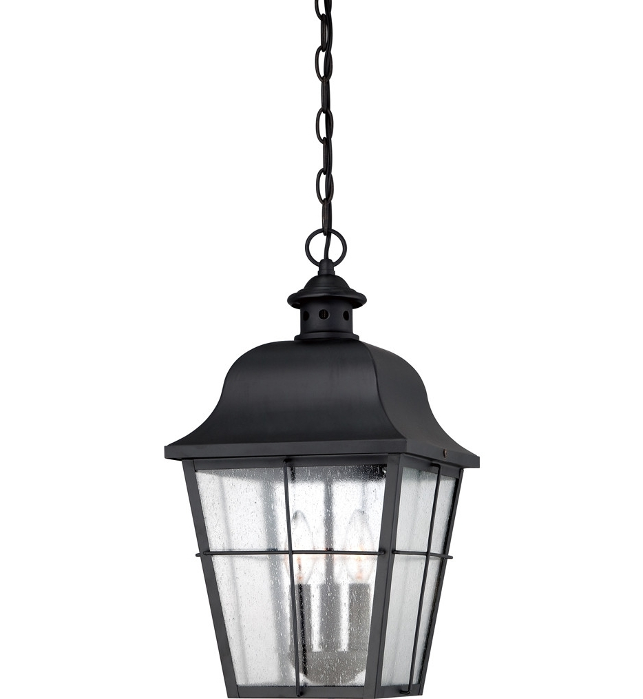 Lamps With Outdoor Hanging Carriage Lights (Gallery 19 of 20)