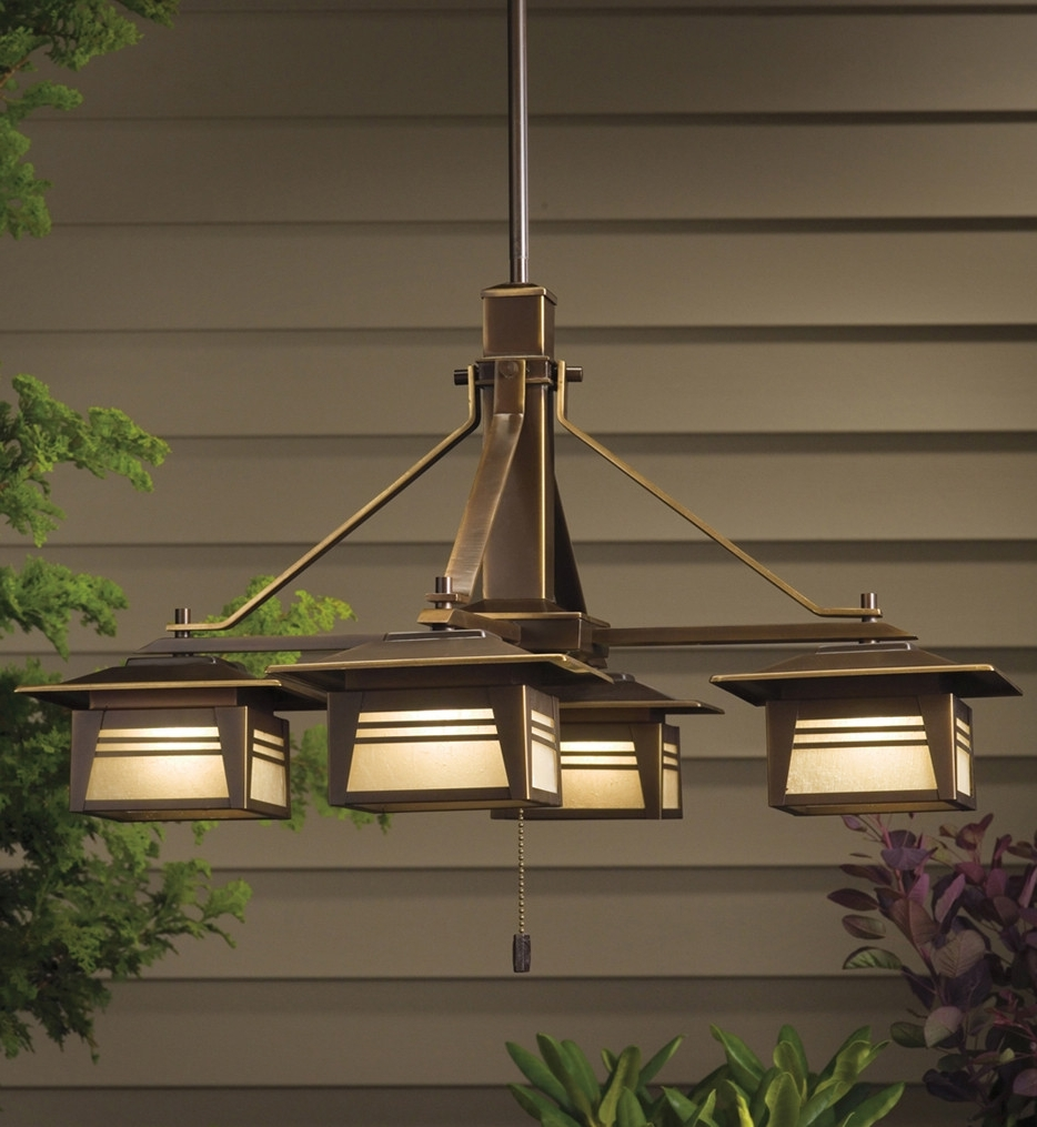 Lamps With Regard To Most Up To Date Outdoor Chandelier Kichler Lighting (View 17 of 20)