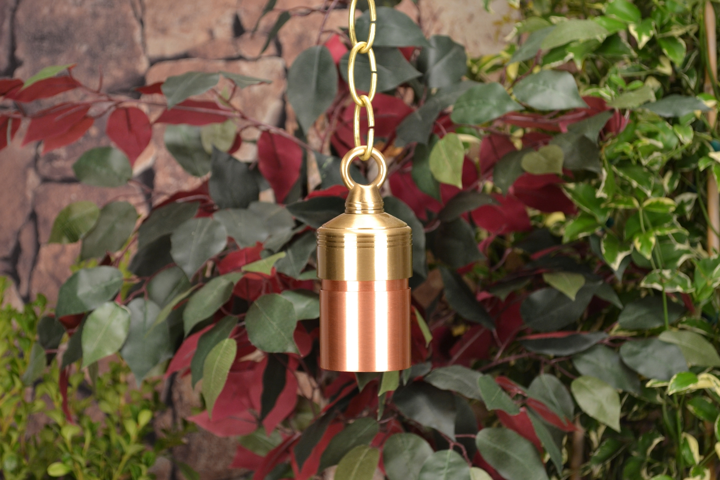 Lancasterunique Lighting Systems 12 Volt Copper Hanging Niche With Regard To Well Known 12 Volt Outdoor Hanging Lights (View 4 of 20)