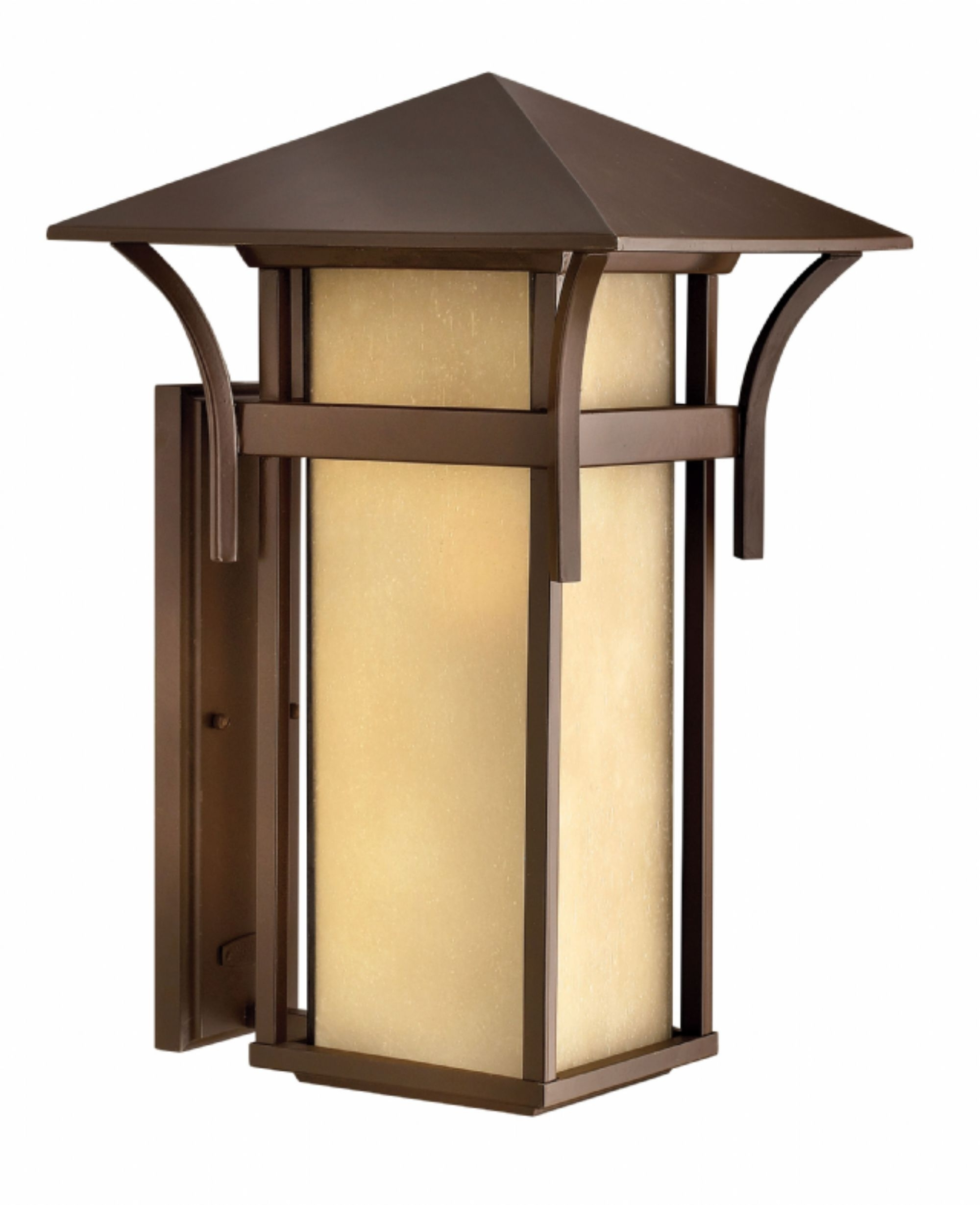 Latest Anchor Bronze Harbor > Exterior Wall Mount In Large Wall Mount Hinkley Lighting (View 9 of 20)