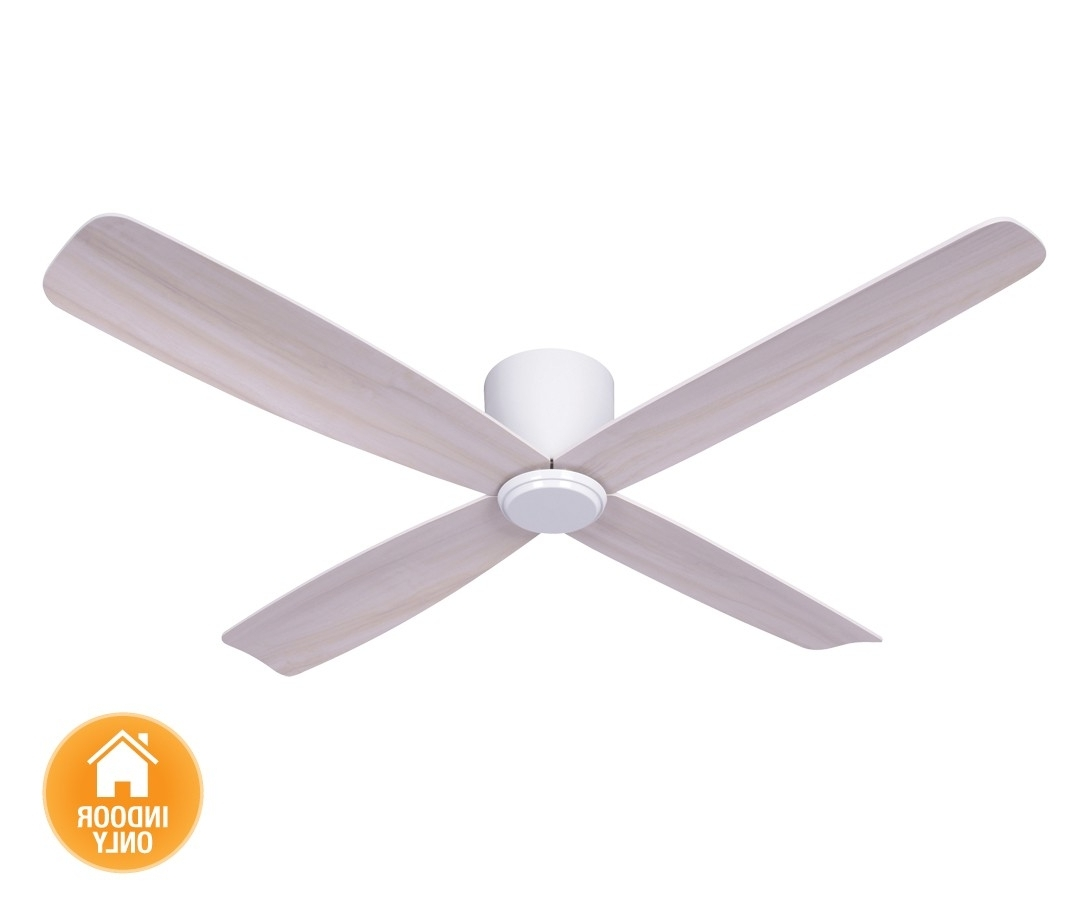 Latest Beacon Lighting – Airfusion Fraser Close To Ceiling Low Profile Dc Intended For Outdoor Ceiling Fan Beacon Lighting (View 6 of 20)