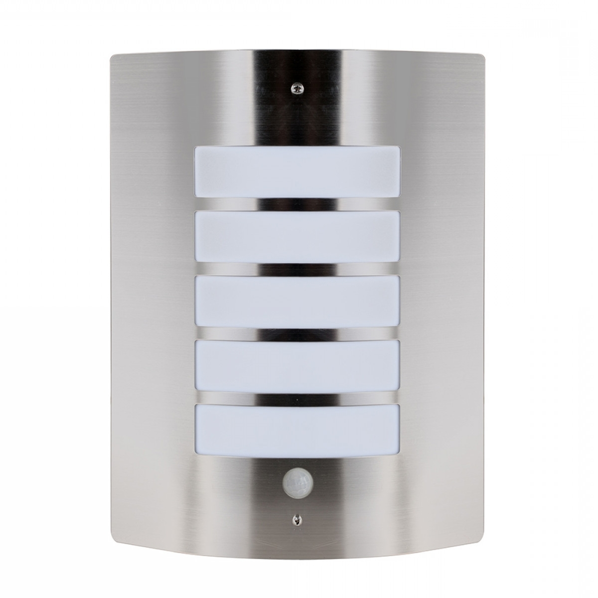 Latest Buy 'medlock' Pir Ip44 Led Outdoor Bulkhead Wall Light With Security With Outdoor Led Wall Lights With Pir (View 20 of 20)