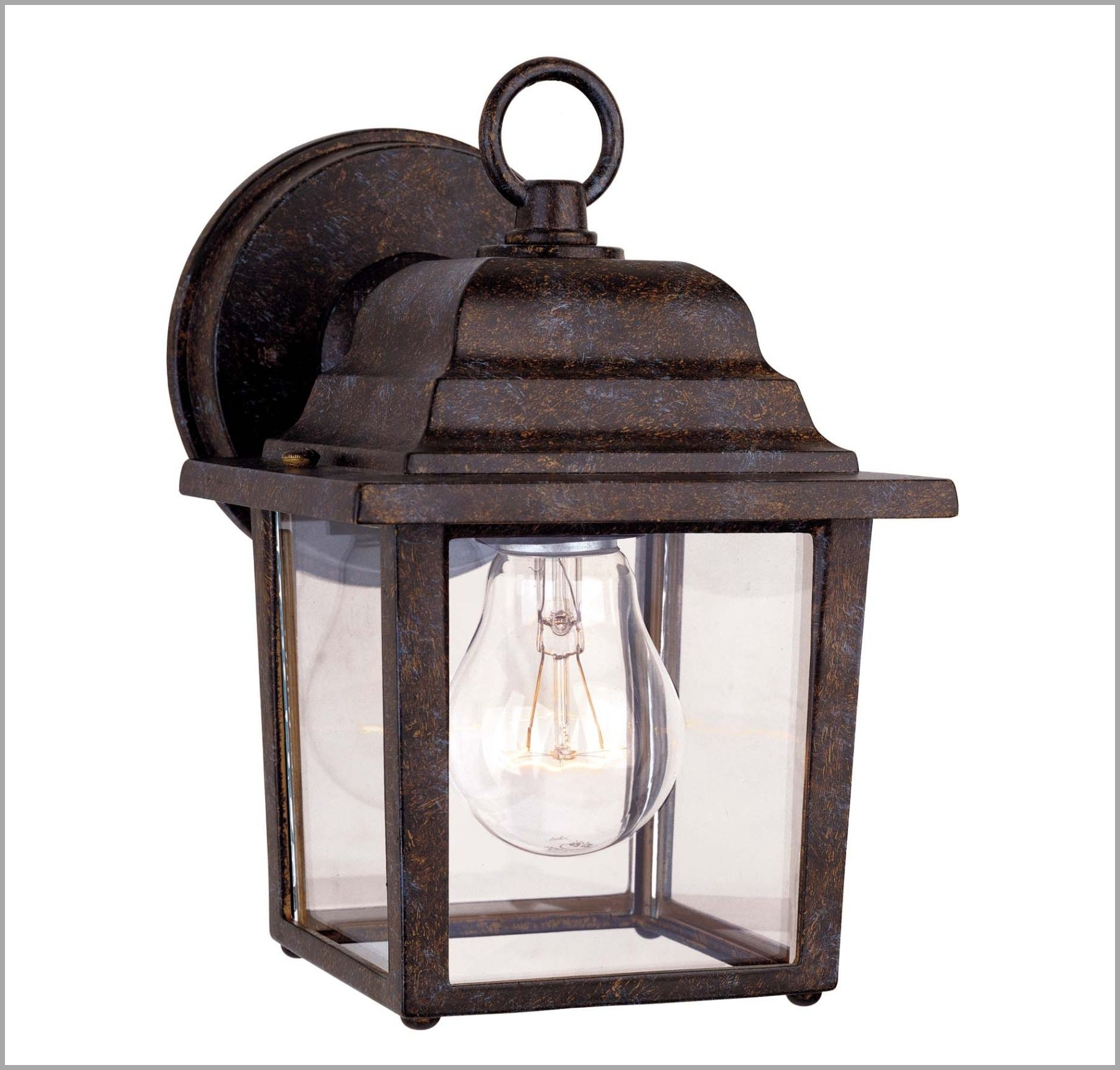 Featured Photo of Garden Porch Light Fixtures at Home Depot