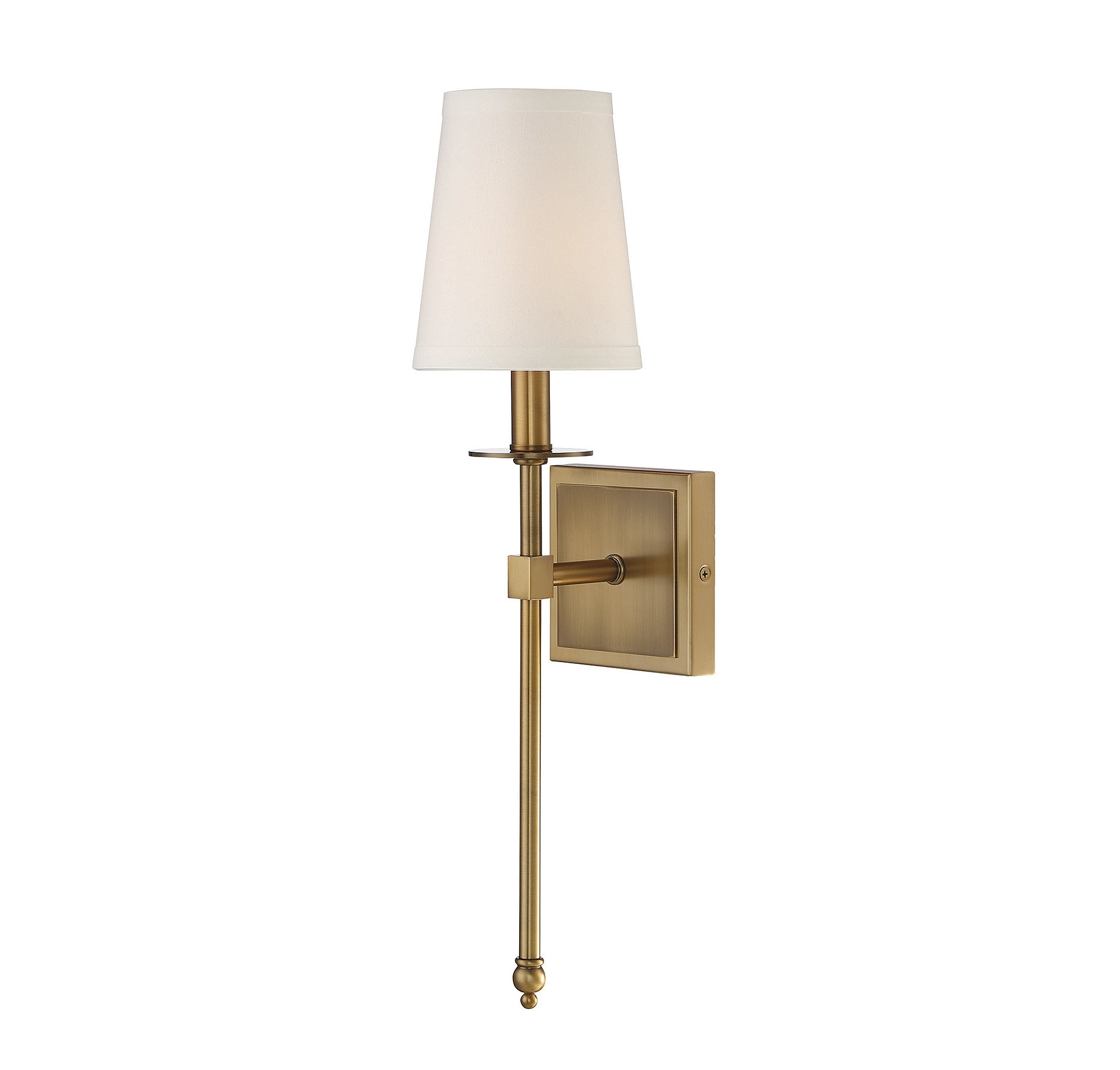 Latest Contemporary Outdoor Solar Lights At Wayfair In Mid Century Modern Sconces You'll Love (View 8 of 20)