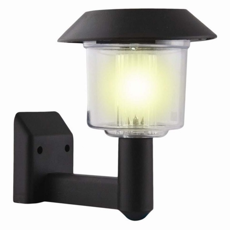 Latest Fireplace : Solar Powered Wall Light Auto Sensor Fence Led Garden Throughout Argos Outdoor Wall Lighting (View 12 of 20)