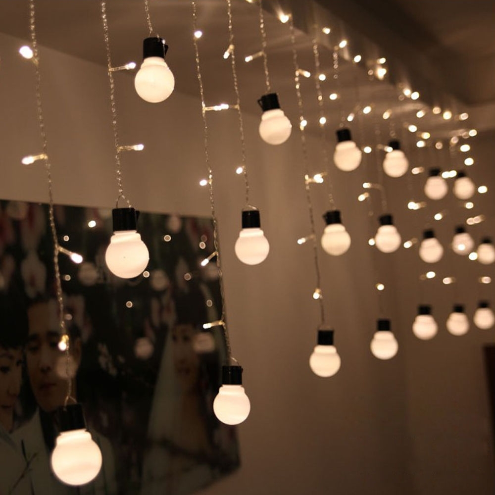 Latest Hanging Landscape Light Bulbs : Landscape Light Bulbs: Spectacular In Outdoor Hanging Light Balls (View 11 of 20)