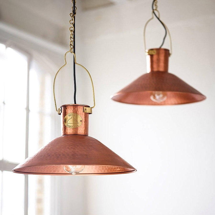 Latest John Lewis Outdoor Ceiling Lights Inside Copper Ceiling Lights (View 14 of 20)