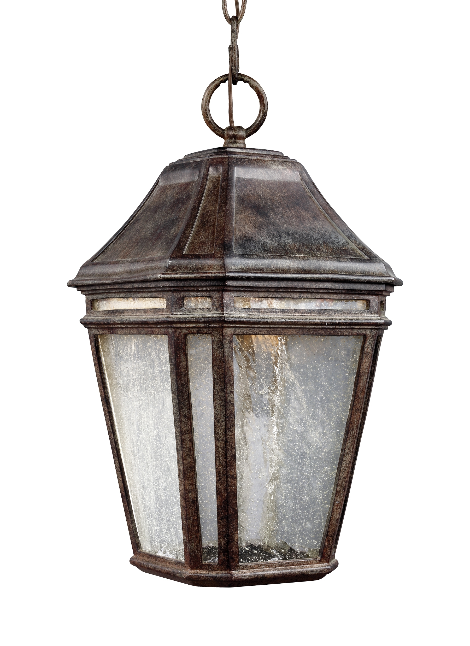 Led Outdoor Hanging Lights With Regard To Most Up To Date Ol11309Wct Led,led Outdoor Pendant,weathered Chestnut (View 6 of 20)