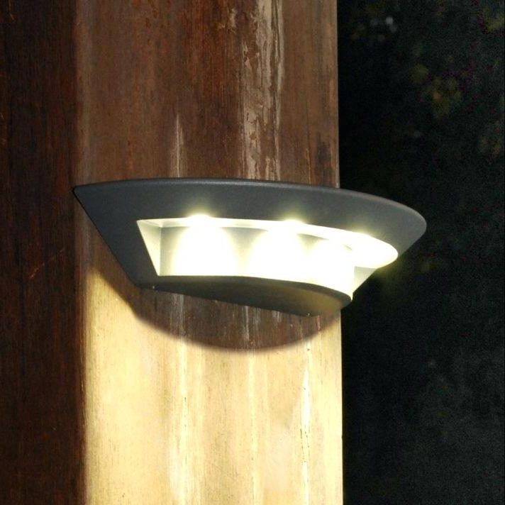 Led Outdoor Light Fixtures – Cumberlanddems With Widely Used Hampton Bay Outdoor Lighting At Wayfair (View 17 of 20)