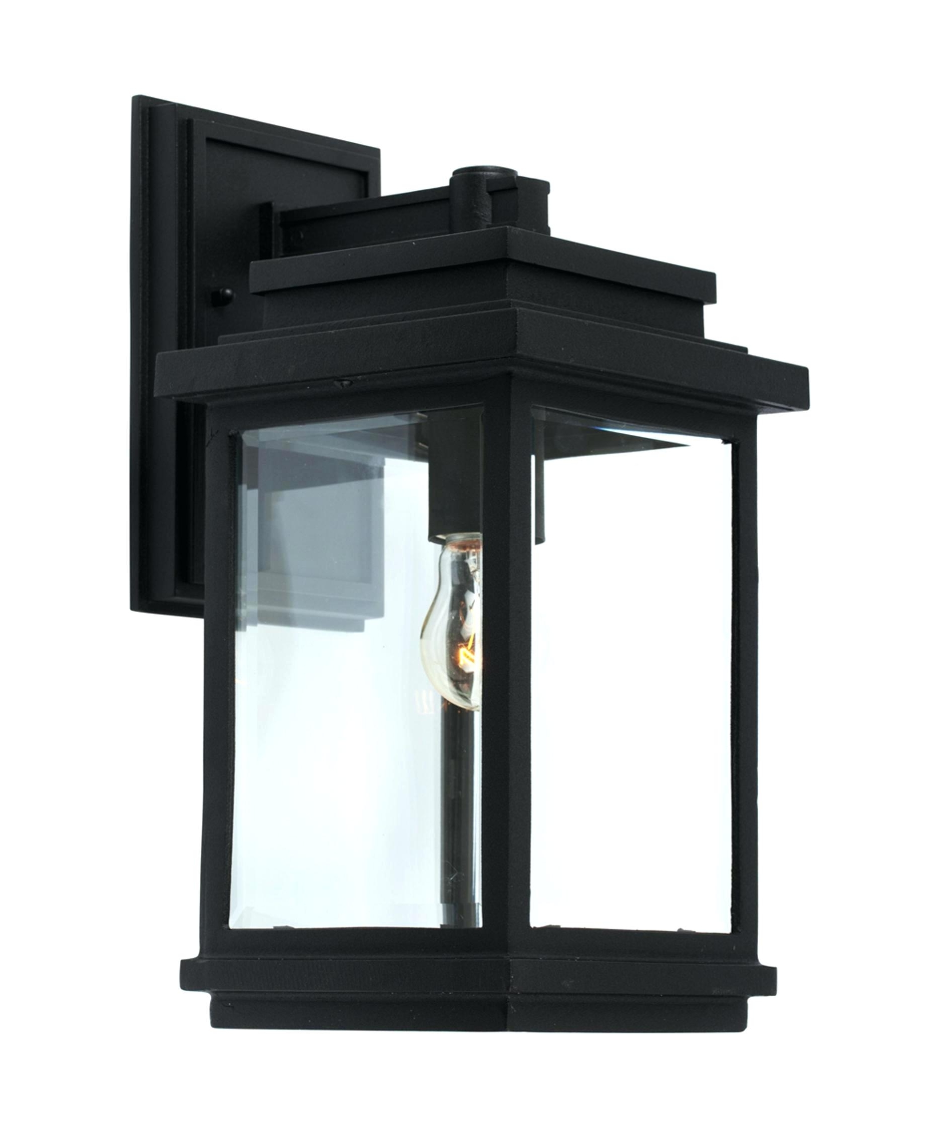 Led Outdoor Wall Lights Lanea With Motion Sensor In Well Liked Outdoor Wall Lights Ing Led Uk Light Motion Sensor Black – Mschool (View 20 of 20)