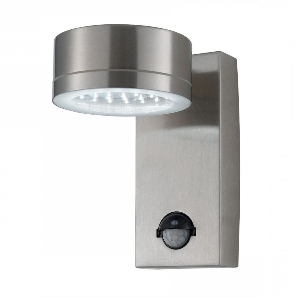 Led Outdoor Wall Lights With Photocell Within Fashionable Safety With Motion Sensor Outdoor Wall Light (View 14 of 20)