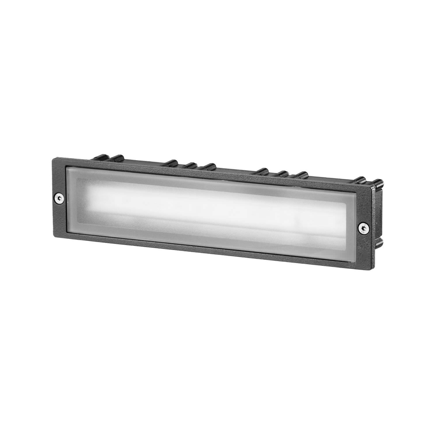 Led Recessed Wall Light Outdoor • Led Lights Decor For Most Up To Date Recessed Outdoor Wall Lighting (View 7 of 20)