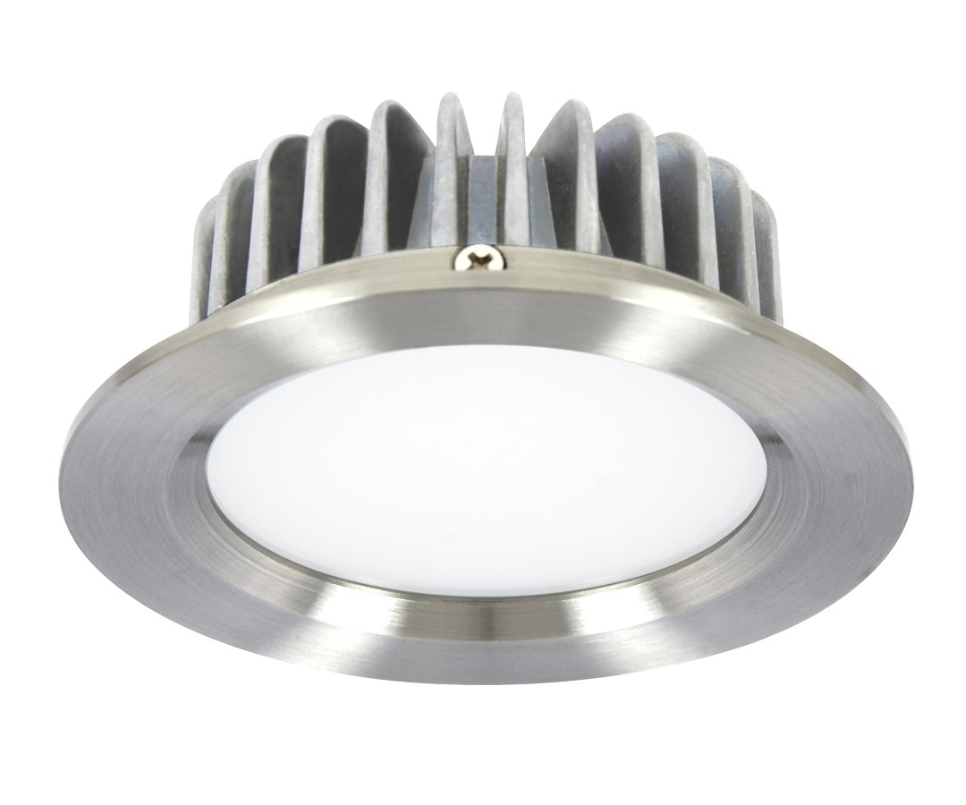 Ledlux Infinity Mini 700 Lumen Dimmable 316 Marine Grade Stainless For 2019 Outdoor Ceiling Downlights (View 18 of 20)