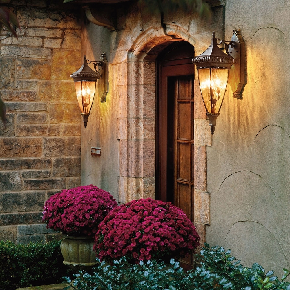 Let Outdoor Kichler Lighting Intended For Popular Outdoor Lighting Ideas From Kichler Lighting Experts (View 6 of 20)