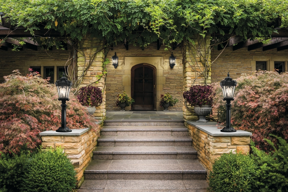 Let Outdoor Kichler Lighting Throughout Fashionable Different Kichler Outdoor Lighting To Get For Your Home – Lighting (View 11 of 20)