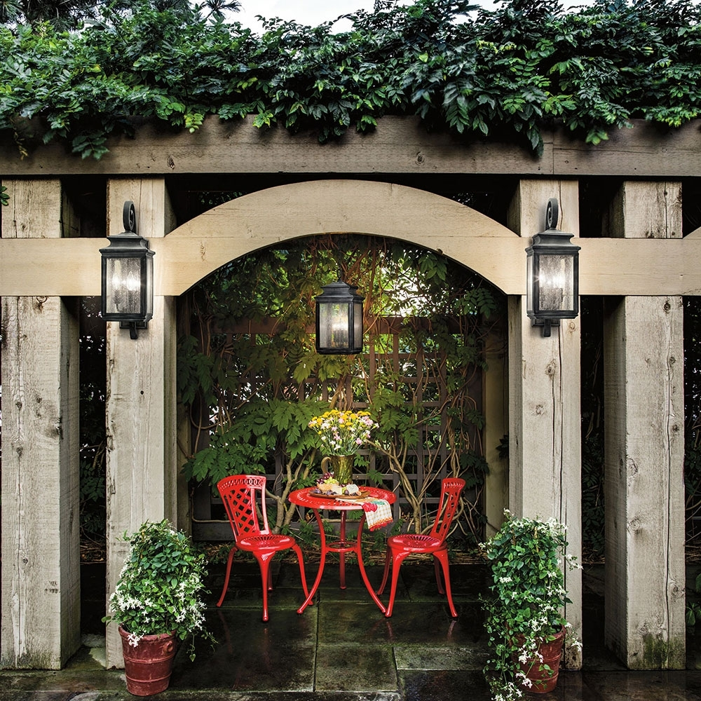 Featured Photo of Let Outdoor Kichler Lighting