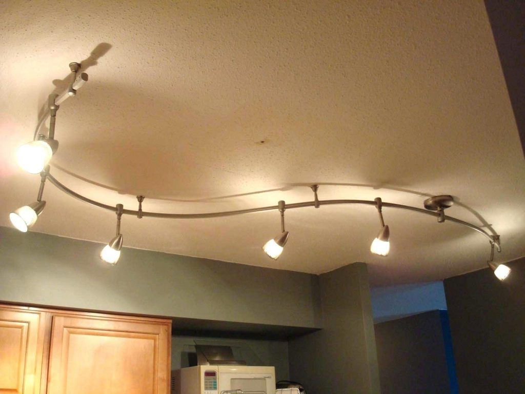 Light : Funky Ceiling Light Fixtures Track Lighting Are Used In Within Well Known Outdoor Ceiling Track Lighting (View 6 of 20)