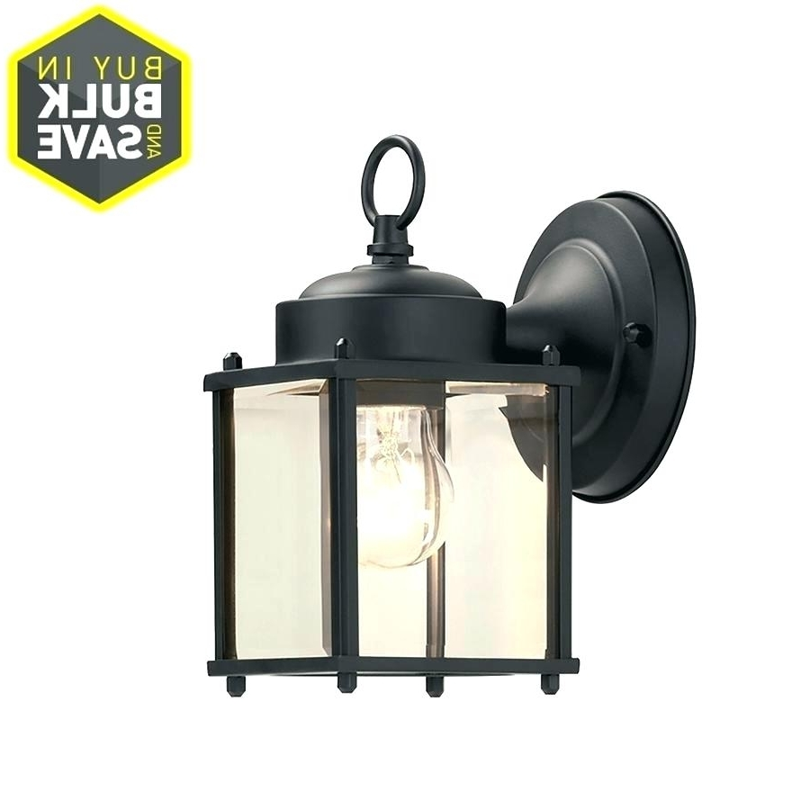 Light : Wall Mount Light Box Outdoor Fixtures Amazon Exterior With Most Popular Outdoor Wall Lighting Fixtures At Amazon (View 7 of 20)